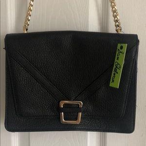 Sam Edelman black shoulder bag